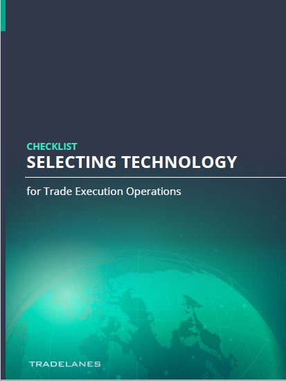 thumbnail image of Selecting Technology for Trade Execution Operations